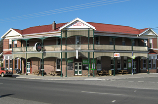 St Marys Hotel, East Coast Tasmania
